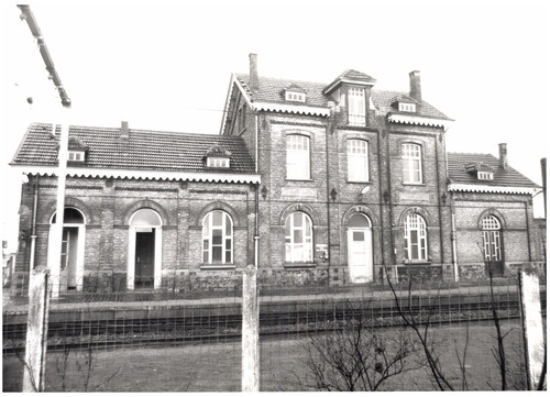 Station Sint-Denijs-Westrem