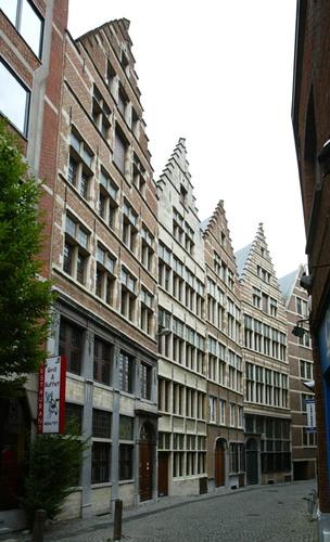 Antwerpen Kaasstraat 7-11