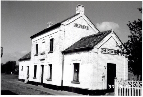 Station Sijsele