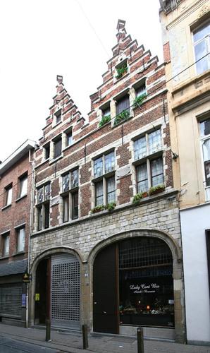 Antwerpen Korte Nieuwstraat 11-11A