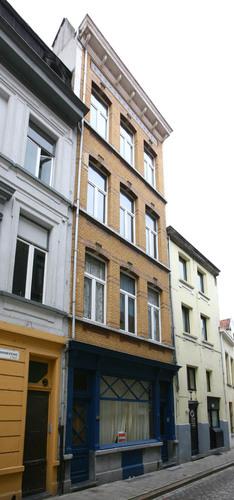 Antwerpen Kommenkensstraat 22