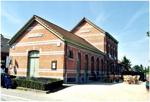 Station Baardegem
