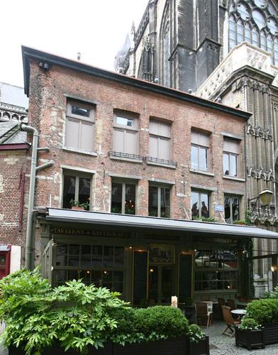 Antwerpen Lijnwaadmark 2