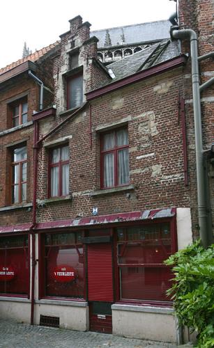 Antwerpen Lijnwaadmark 4