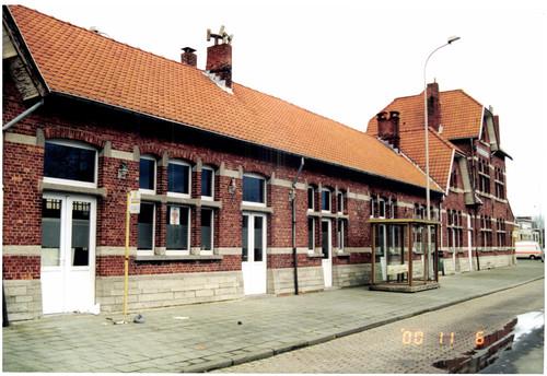 Avelgem Yzerwegstraat 1 station Avelgem