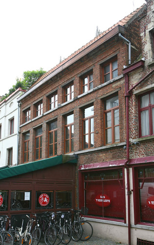 Antwerpen Lijnwaadmark 6