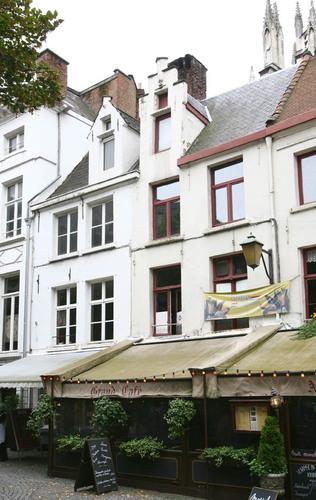 Antwerpen Lijnwaadmark 12-14