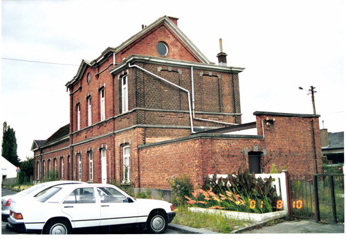 Station Leupegem