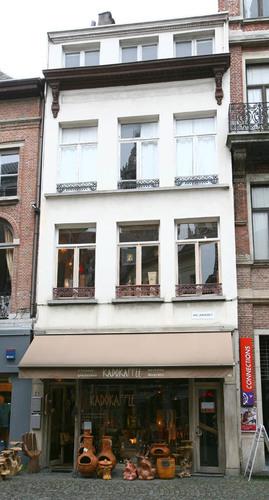 Antwerpen Melkmarkt 21