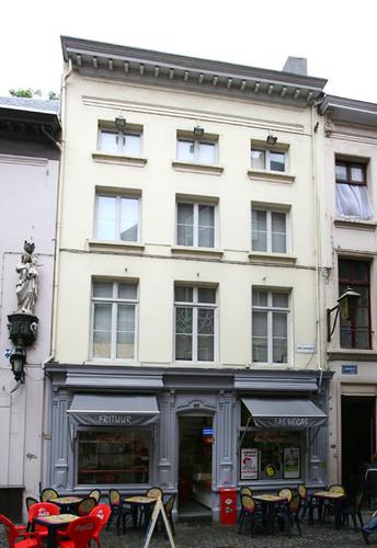 Antwerpen Melkmarkt 26