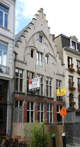 Antwerpen Oude Koornmarkt 26