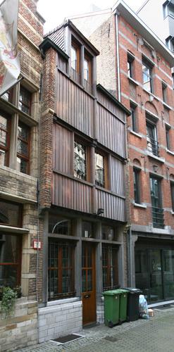 Antwerpen Ernest Van Dijckkaai 1