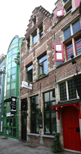 Antwerpen Pelgrimsstraat 13