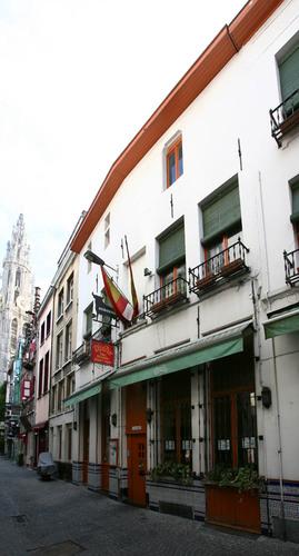 Antwerpen Pelgrimsstraat 21