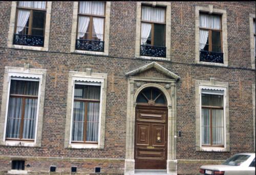 Burgerhuizen in classicistische stijl