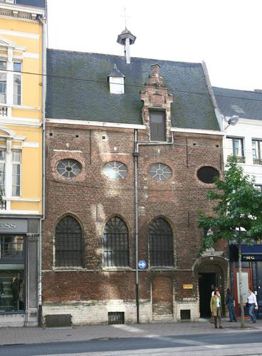 Antwerpen Schoenmarkt 8