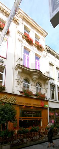 Antwerpen Schrijnwerkerstraat 14