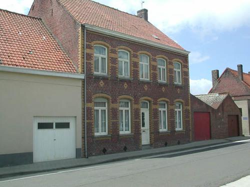 Houthulst Klerken Smissestraat 31, 35