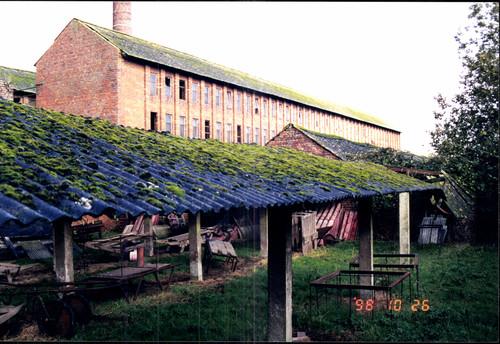 Steen- en buizenbakkerij Dumoulin