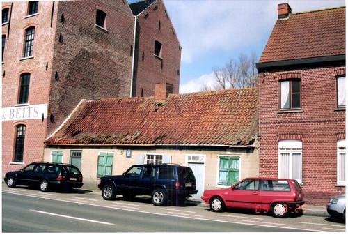 Twee arbeiderswoningen