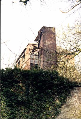 Izegem Gentsestraat 30-32, Papestraat 1 Brouwerij Carpentier