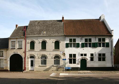 Stadswoningen van 1617