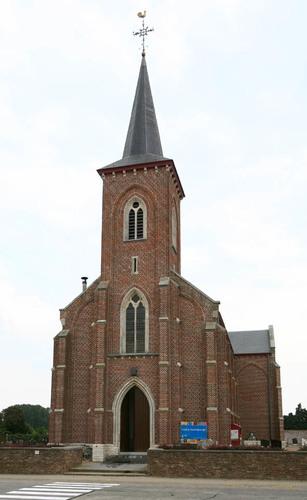 Linter Dorpsstraat zonder nummer kerk