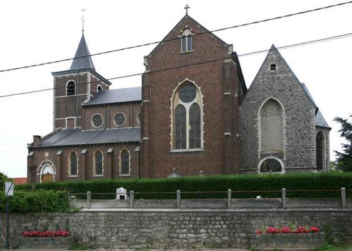 Linter Grote Steenweg zonder nummer, kerk