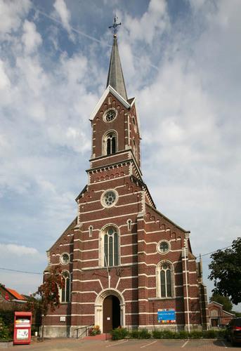 Linter Sint-Kwintensstraat zonder nummer kerk