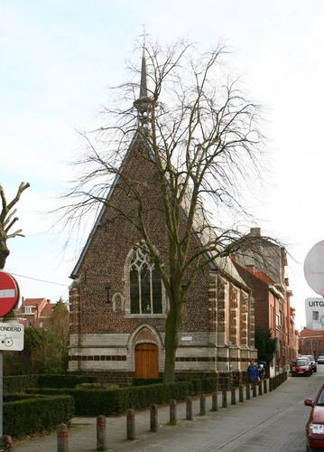 Leuven Baron August De Becker-Remyplein zonder nummer kapel