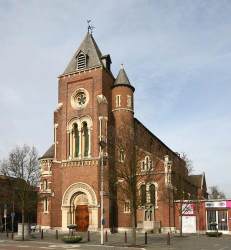 Leuven Kerkstraat zonder nummer kerk