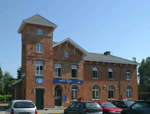 statiestraat znr station