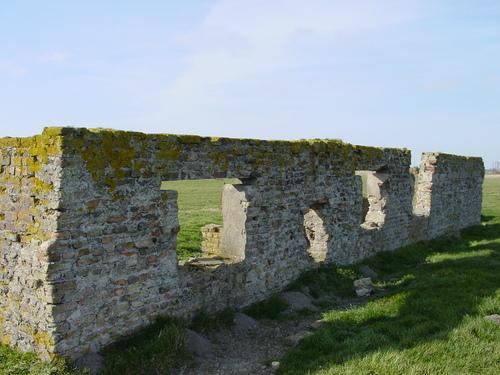 Ramskapelle: Krekemolenbrug: Bakstenen constru: voorkant