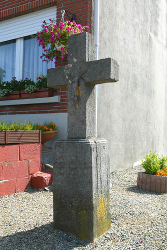 Roosdaal Profetenstraat zonder nummer kruis