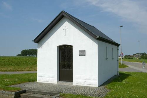Roosdaal Zevenbeukenstraat zonder nummer kapel
