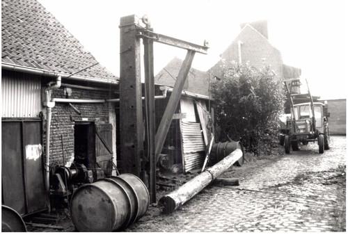 Lichtervelde Statiestraat 179 Site Van Coillie: boomzagerij, olieslagerij en maalderij
