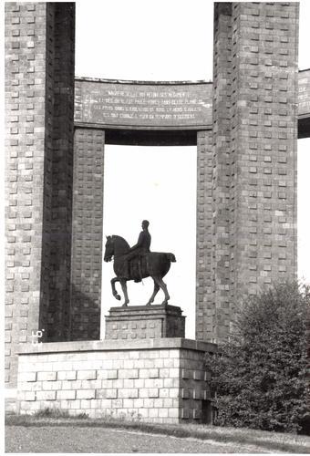 Gedenkteken Koning Albert I
