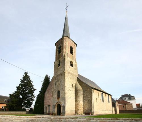 Tervuren Dorpsplein zonder nummer kerk