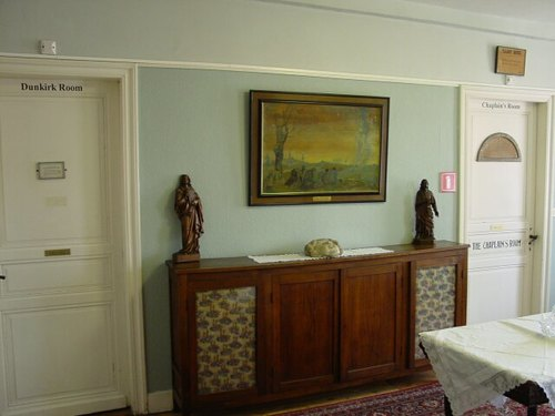 Poperinge: Talbot House: Interieur: Eerste Verdieping
