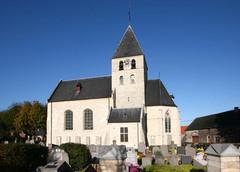 Steenokkerzeel de Kerchhove d'Exaerdestraat zonder nummer kerk (https://id.erfgoed.net/afbeeldingen/34339)