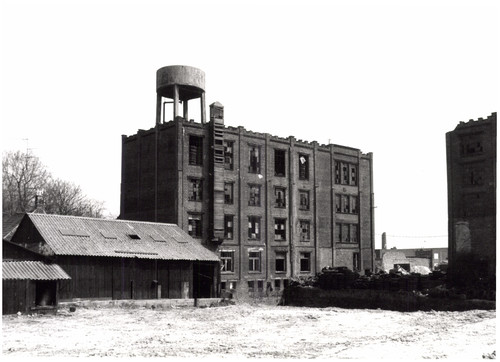 Molens en fabrieksgebouwen