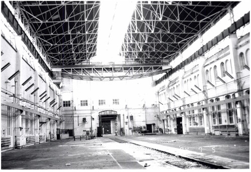Centrale Werkplaats NMBS