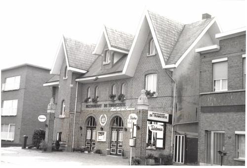 Station van de Maatschappij der Buurtspoorwegen