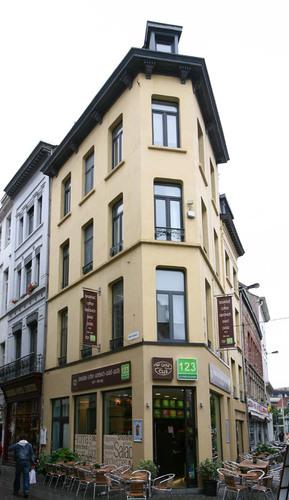Antwerpen Sint-Pieterstraat 8-10
