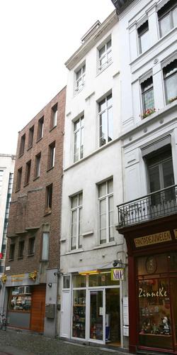 Antwerpen Melkmarkt 42