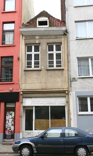 Antwerpen Minderbroedersrui 16