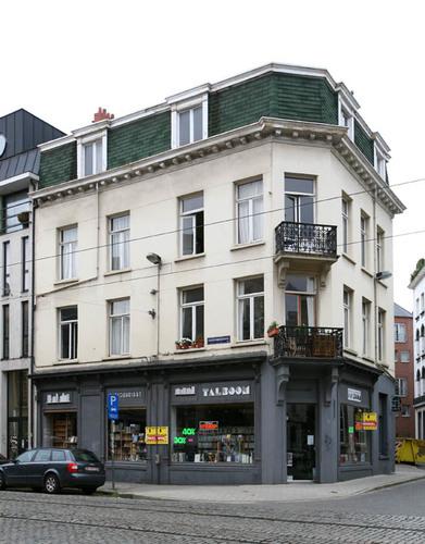 Antwerpen Minderbroedersrui 30