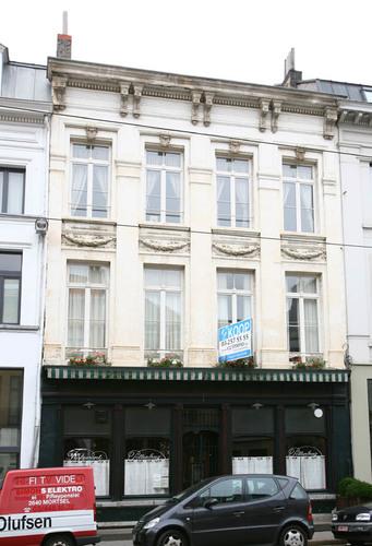 Antwerpen Minderbroedersrui 38