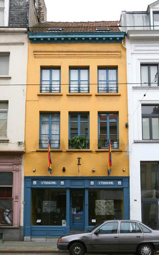 Antwerpen Minderbroedersrui 42