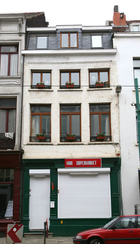Antwerpen Minderbroedersrui 62